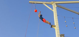 Ultimate High Ropes