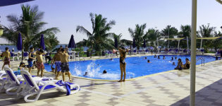 Swimming Pool & Playground